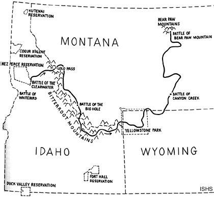 Idaho Forts
